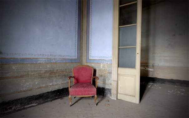 La sala de la roja butaca